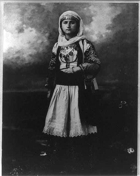 Greek Woman 1920