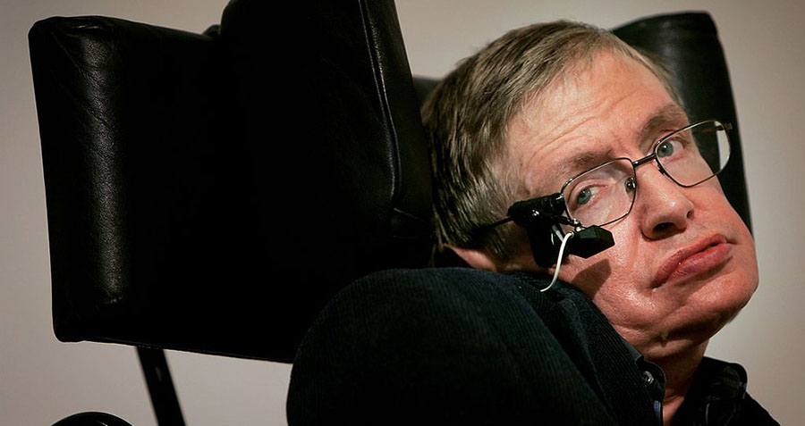 Stephen Hawking On Human Survival