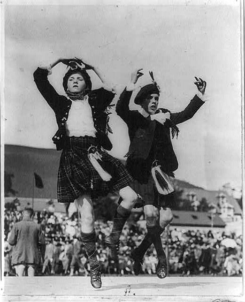 Highlands Dancers