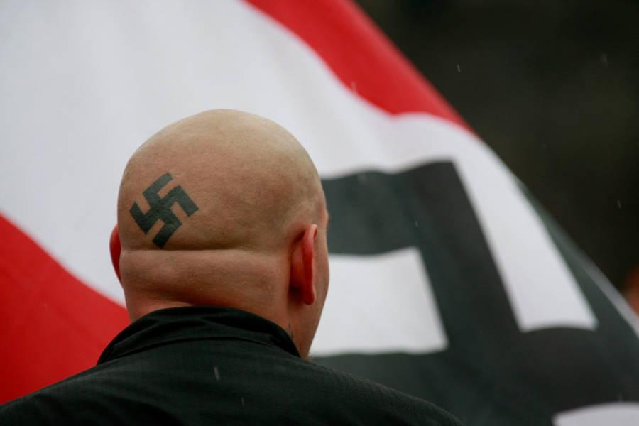 Holocaust Deniers Swastika