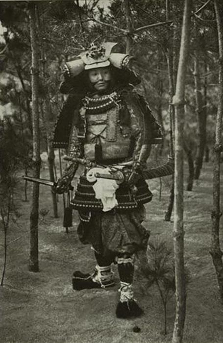 In Woods 1901