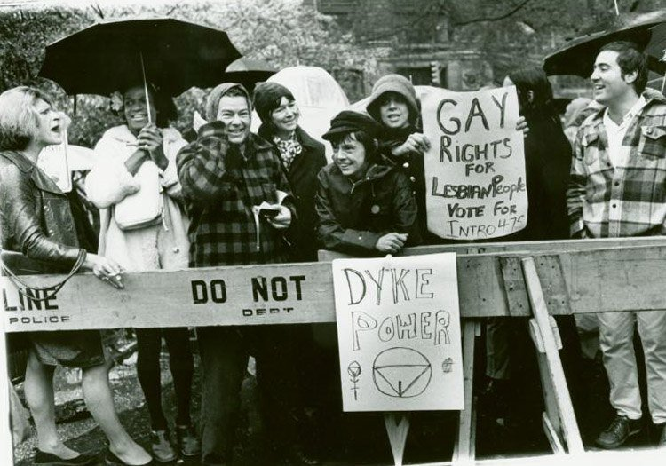 the gay rights movement Although gay marriage is the issue most often in the public eye when it comes to lgbt rights, given its status as a political hot button issue over the past couple of decades, the legalization of.