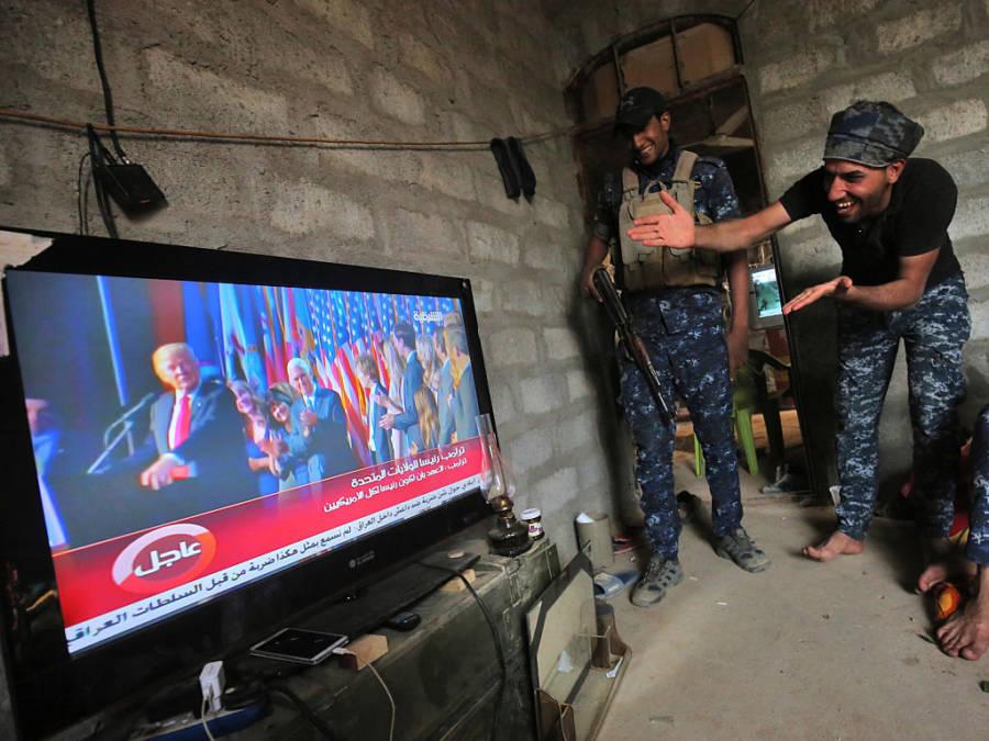 Isis Trump Copy