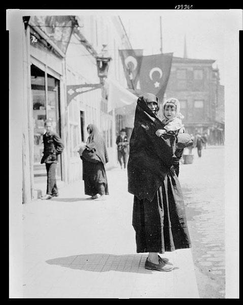 Istanbul Woman