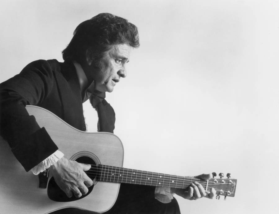 Johnny Cash Promo
