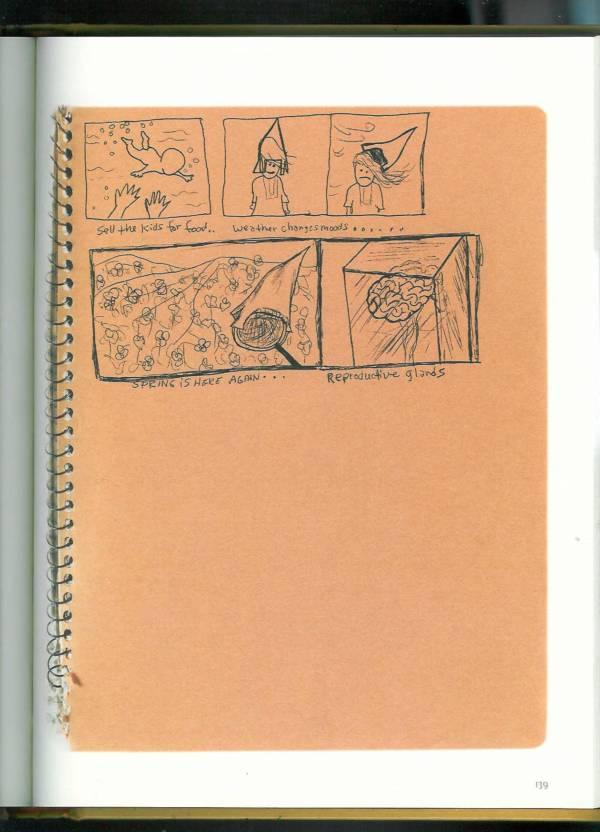 Kurt Cobain Journals 141
