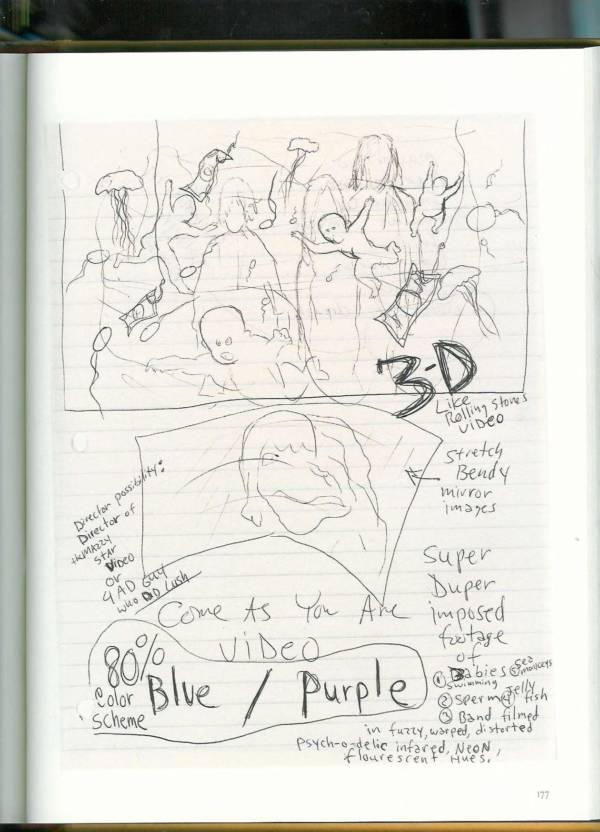 Kurt Cobain Journals 179