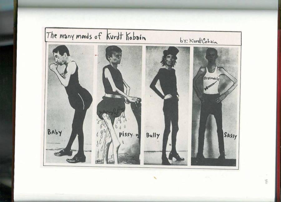 Kurt Cobain Journals 198