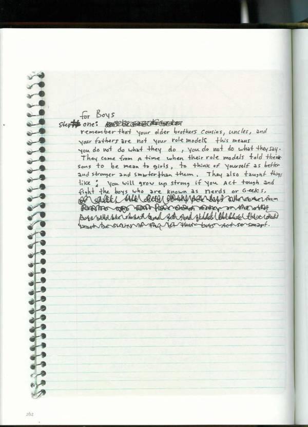 Kurt Cobain Journals 264