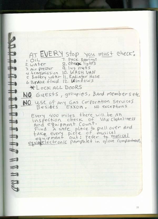 Kurt Cobain Journals 41