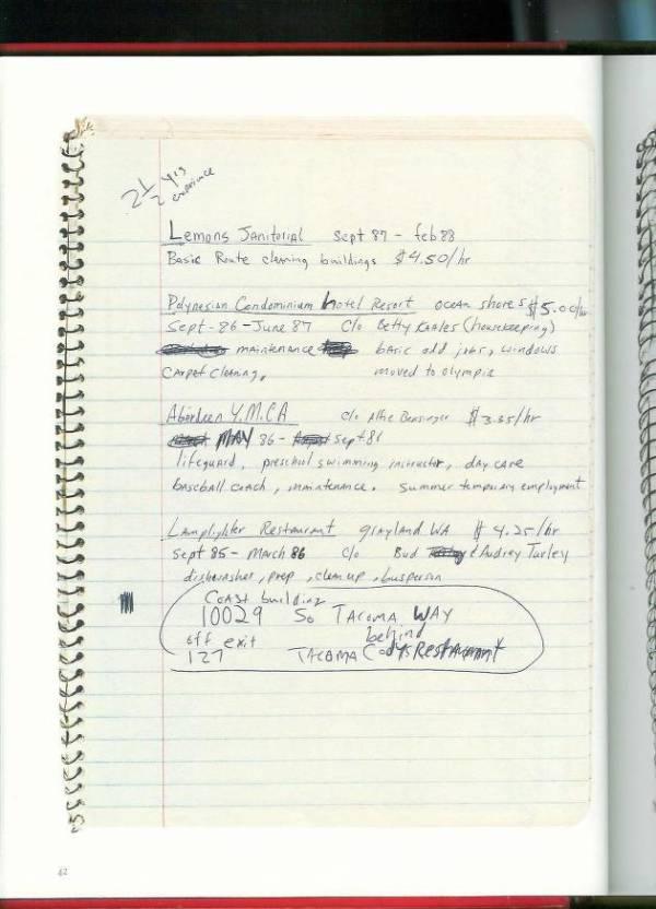 Kurt Cobain Journals 44