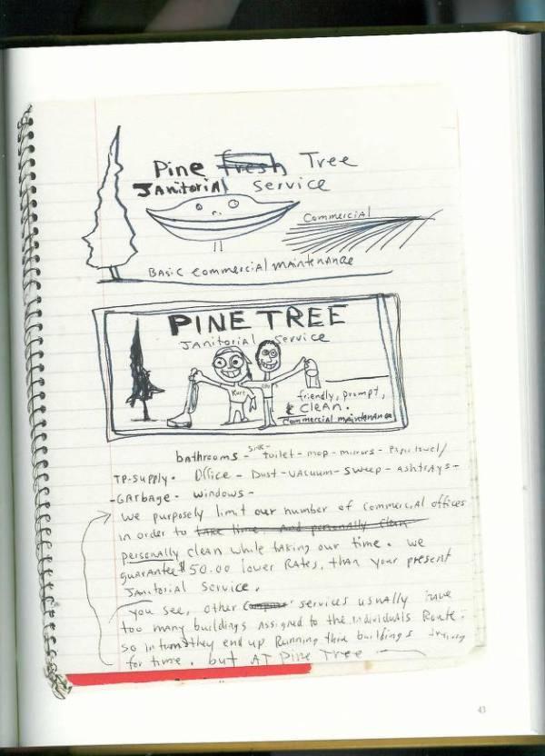 Kurt Cobain Journals 45