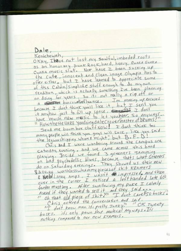 Kurt Cobain Journals 65