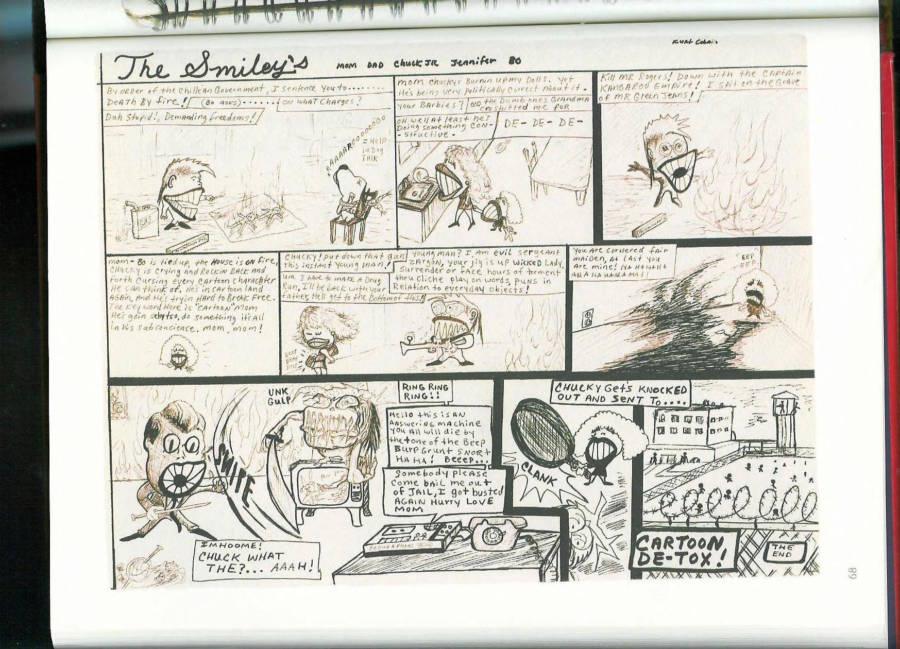 Kurt Cobain Journals 70