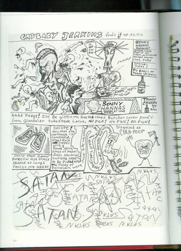 Kurt Cobain Journals 92