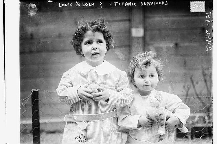 Interesting Titanic Photos