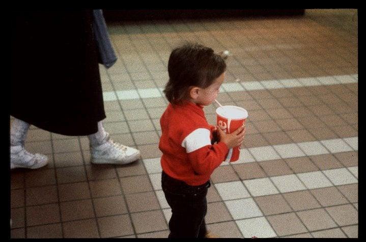 Malls Across America Coke