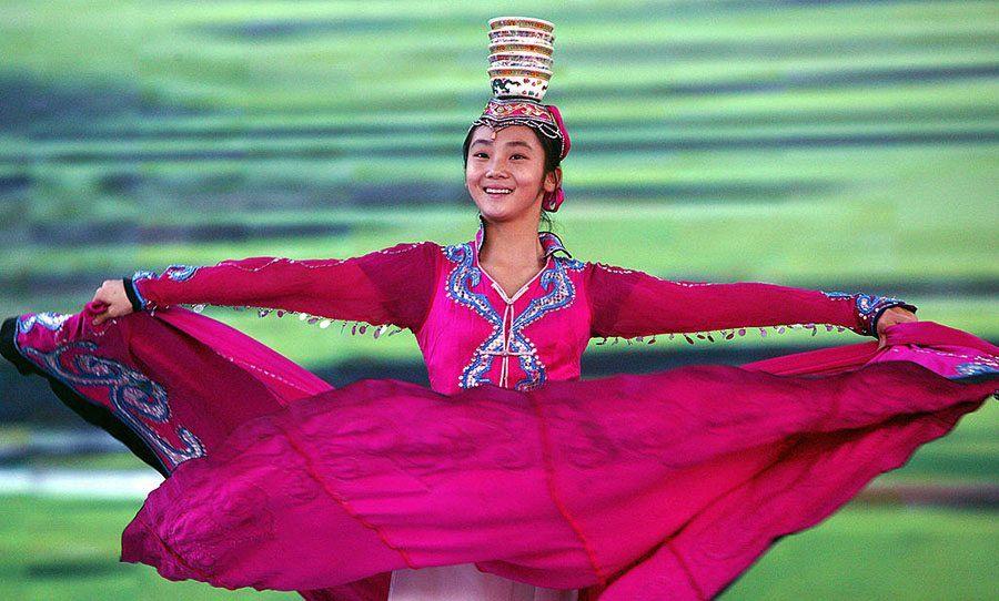 Mongolia Girl