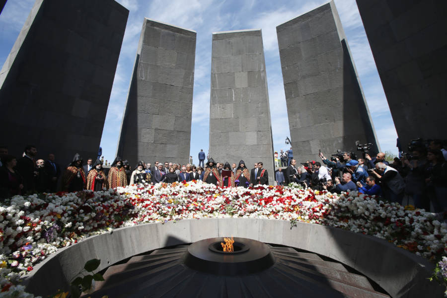 armenian genocide forgotten fire Armenian genocide forgotten in anzac commemorations by nikki marczak by nikki marczak our school children are invited to bake damper around the camp fire the armenian genocide does not feature strongly in our nation's history.