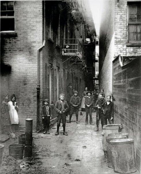 Mullen Alley