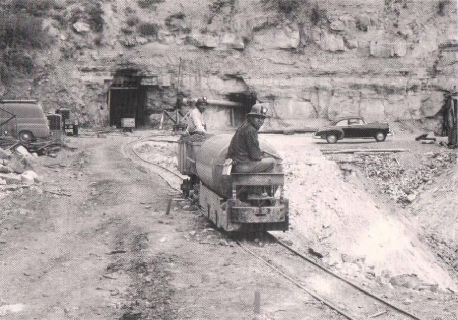 Navajo Miners