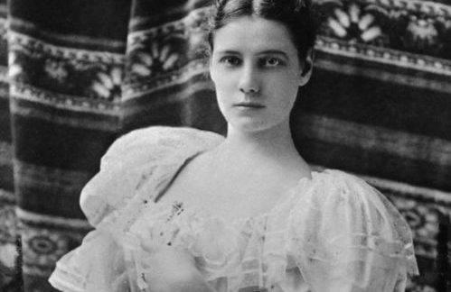 Nellie Bly Portrait