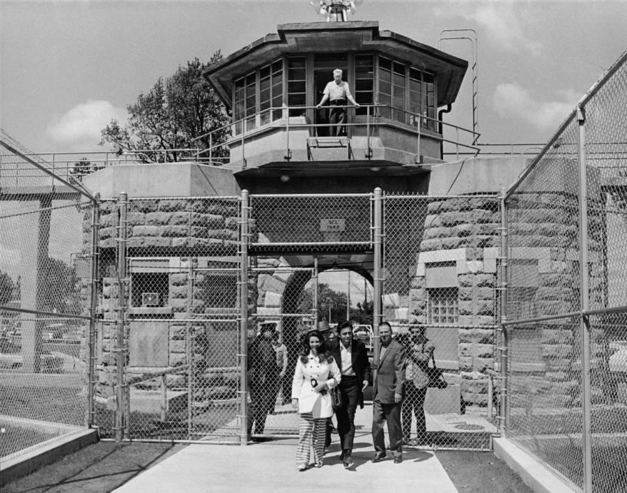 Prison Exit