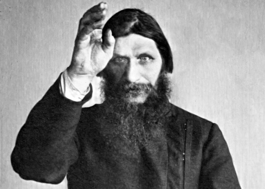 Rasputin Hand