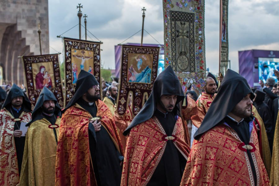 Armenian Robes