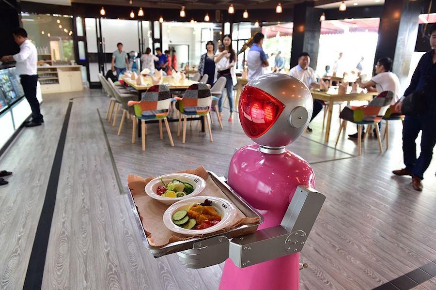 Robot Server