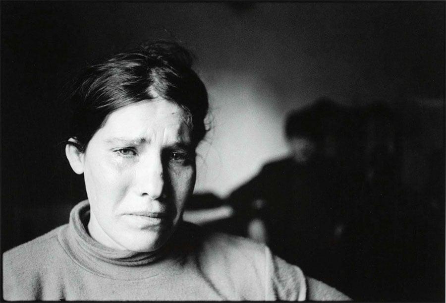 Sad Woman Letizia Battaglia