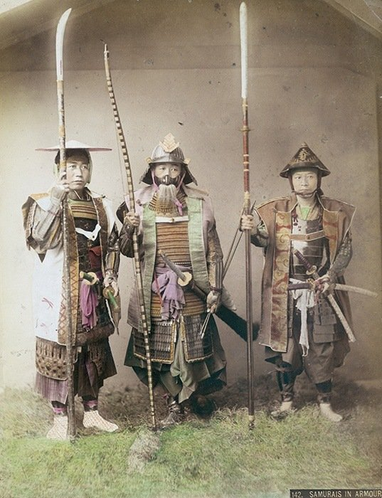 Samurai Men
