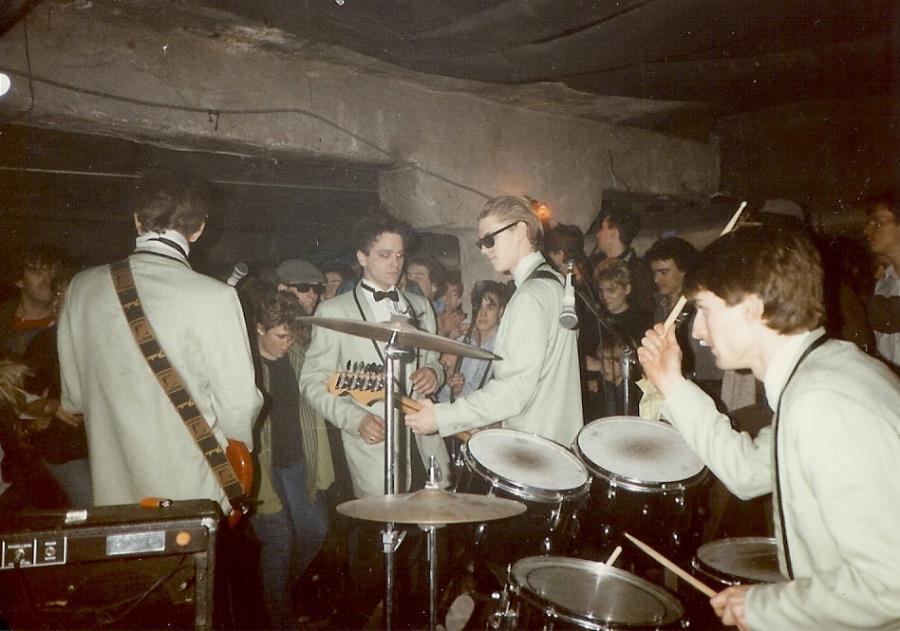 Seattle Grunge Bat Cave
