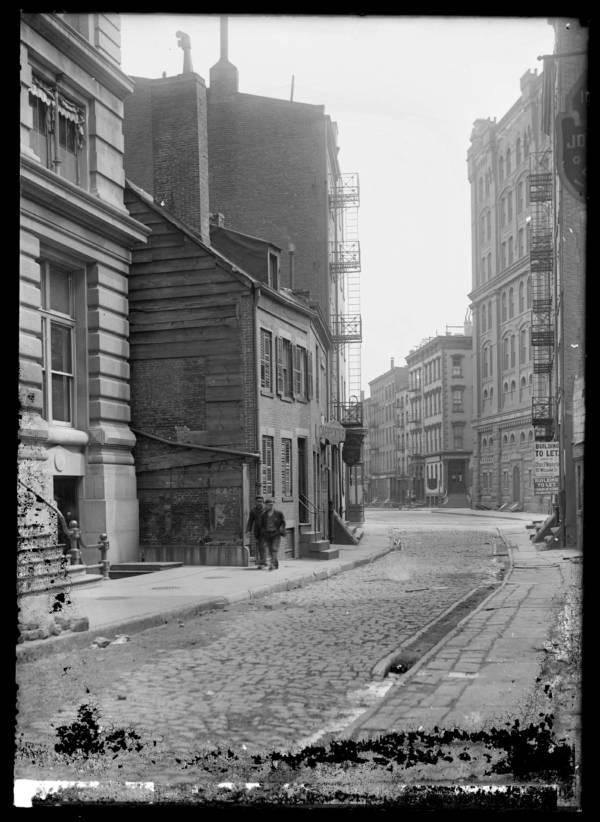 Street Bend