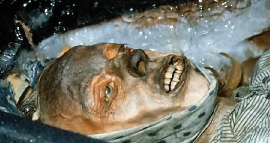Torrington Mummy Corpse