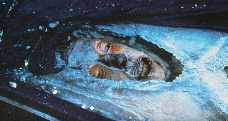 Torrington Mummy Ice Grave