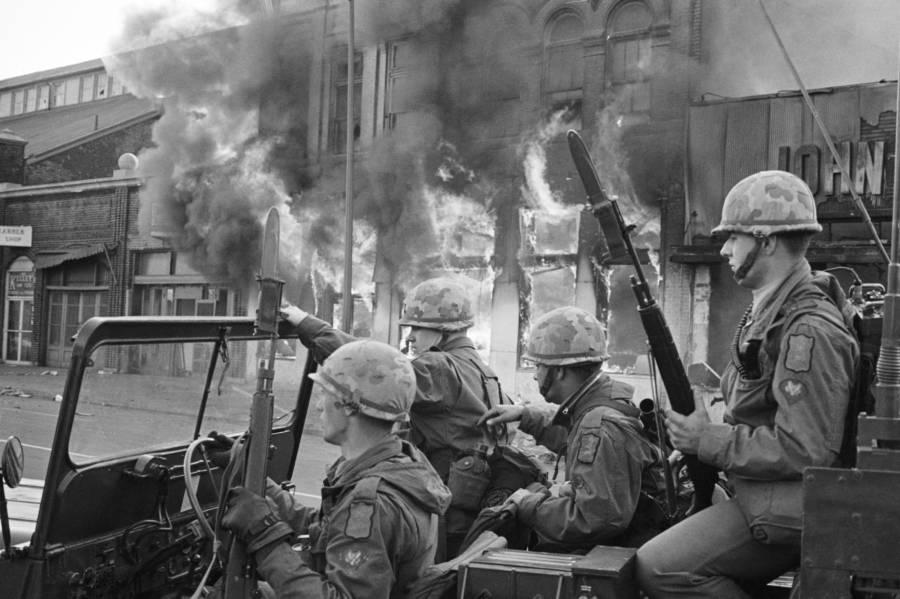 Troops Fire