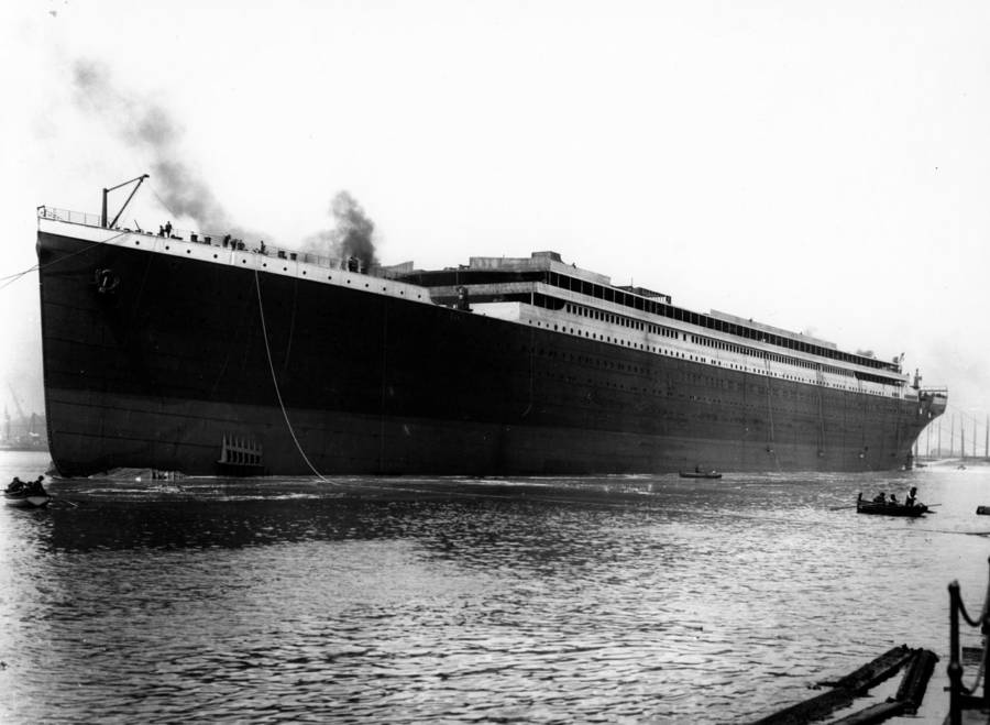 Unfinished Ship