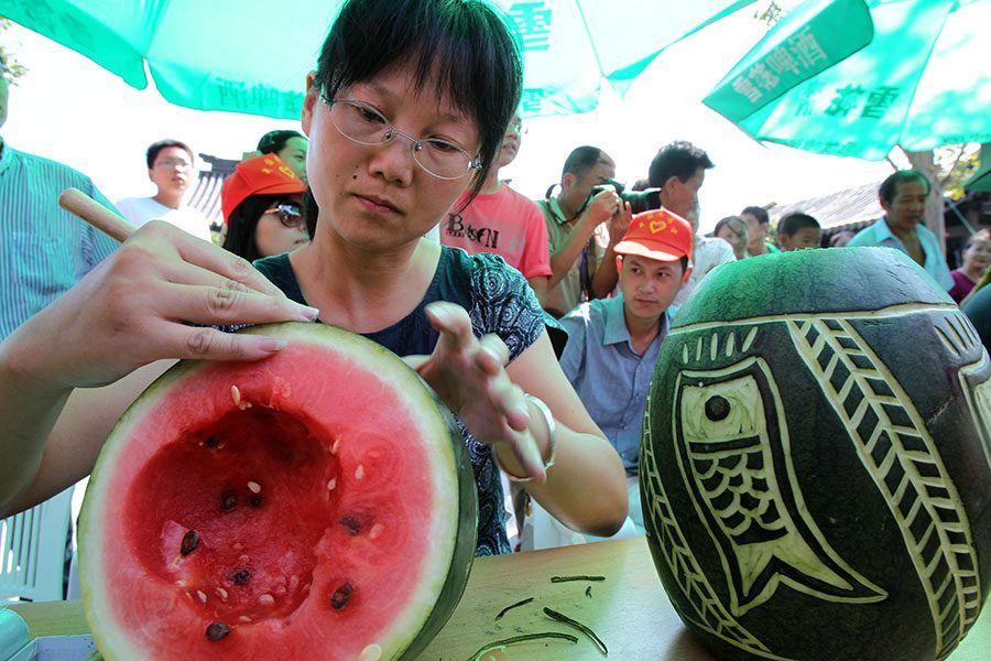 Watermelon Marks