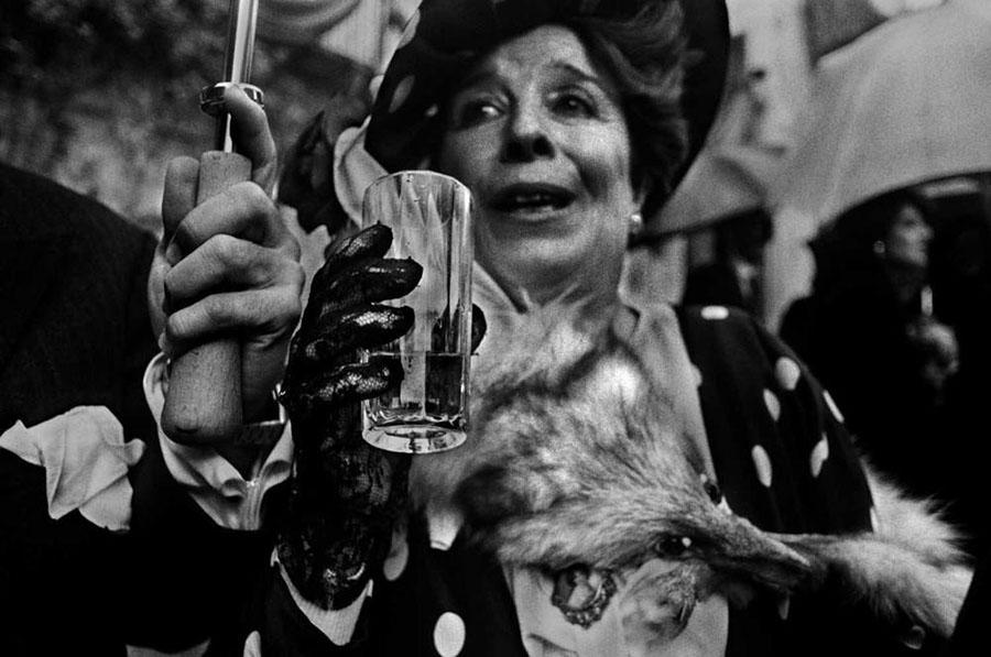 Woman Glass