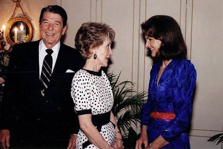 Reagan Meeting