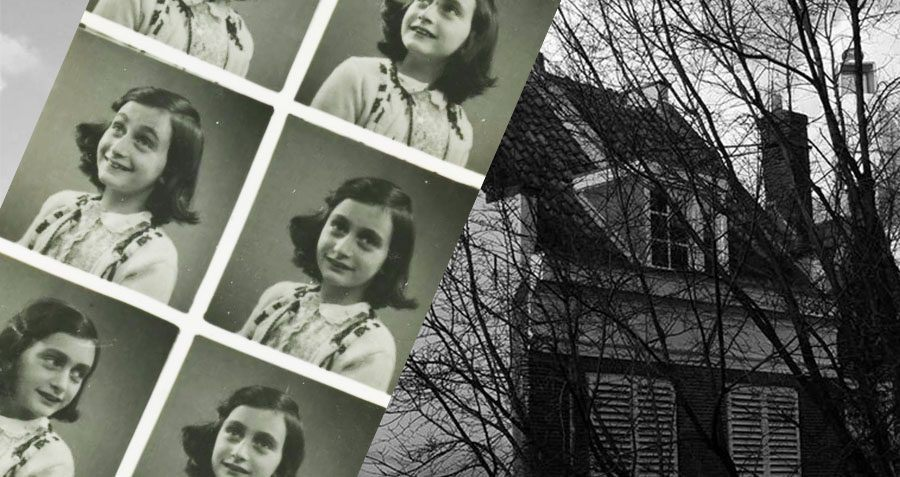 Anne Frank Featured