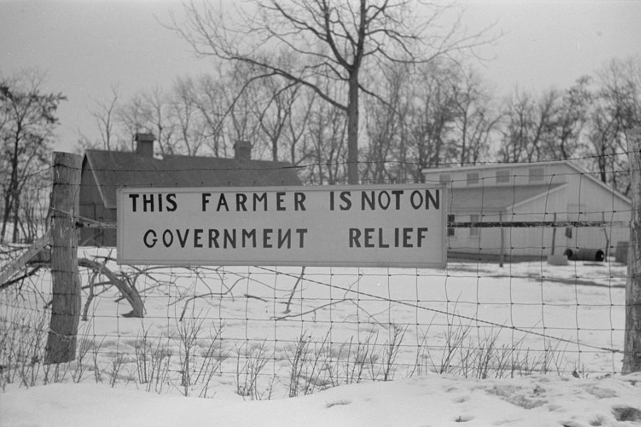 Before Welfare Farm Relief
