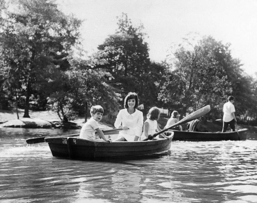 Boat Jackie