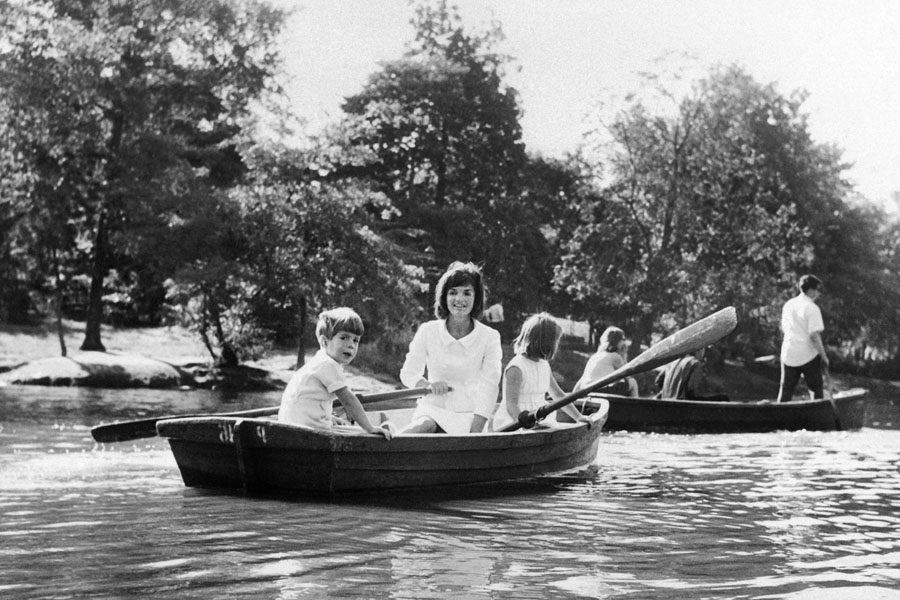 Boating Kids