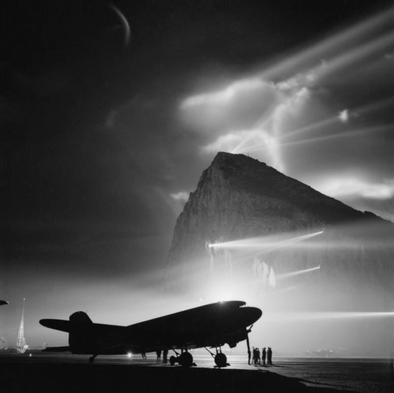 Bomber Silhouette