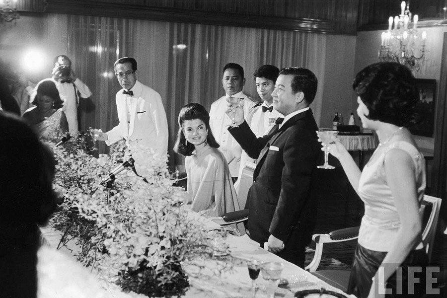 Cambodia Dinner