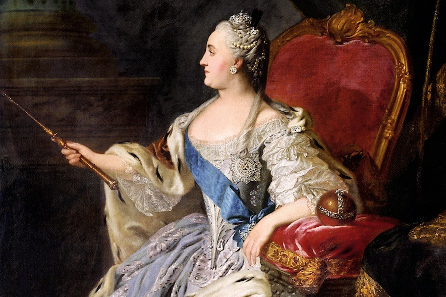 Catherine Great Wand