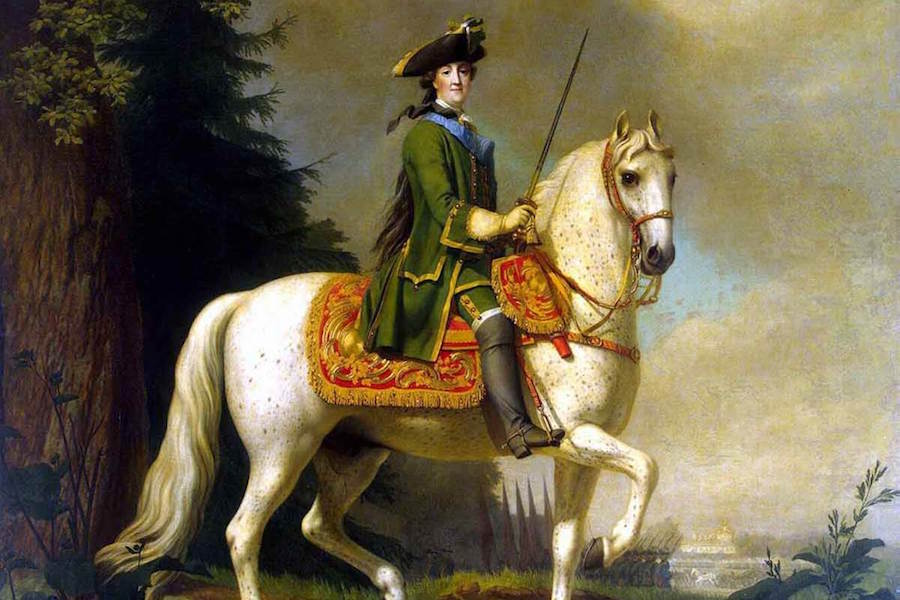 Catherine The Great Horse