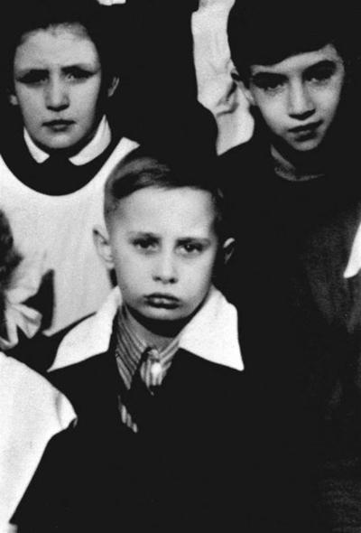 Child Putin Getty Laski Diffusion